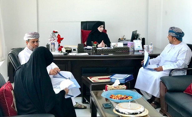 Operational Plan Committee Continues Visiting to government Educational entities in Dhofar